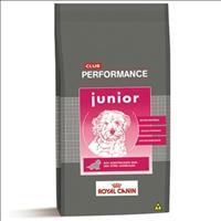 Ração Royal Canin Club Performance Junior para Cães Filhotes - 15 Kg