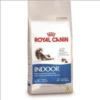 Ração Royal Canin Cat Indoor para Gatos Adultos - 3 Kg