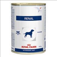 Ração Royal Canin Lata Canine Veterinary Diet Renal Wet para Cães com Doenças Renais - 410 g
