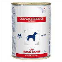 Ração Royal Canin Lata Canine Veterinary Diet Convalescence Support Wet - 410 g
