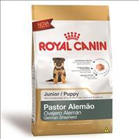 Ração Royal Canin Junior para Cães Filhotes da Raça Pastor Alemão- 12 Kg
