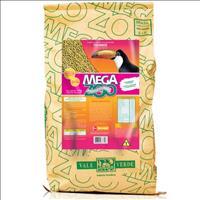 Ração Extrusada para Tucanos Megazoo - 12kg