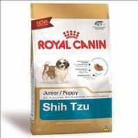 Ração Royal Canin Junior para Cães Filhotes da Raça Shih Tzu Ração Royal Canin Shih Tzu Junior - 3 K