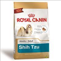 Ração Royal Canin para Cães Adultos da Raça Shih Tzu - 7,5 Kg