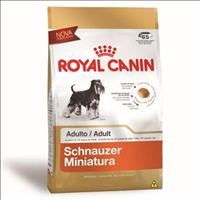 Ração Royal Canin Miniature para Cães Adultos da Raça Schnauzer - 3 Kg
