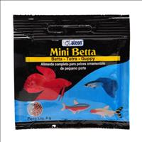Ração Alcon Mini Betta - 4gr