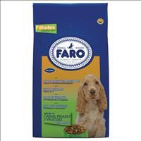 Ração Faro Filhotes Carne, Figado e Vegetais 2kg