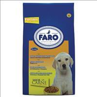 Ração Faro Filhotes Carne 25kg