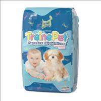 Tapete Higiênico Petmais TreinePet para Cães Filhotes ou de Raças Pequenas - 07 Unidades