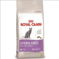 Ração Royal Canin Sterilised 37 para Gatos Adultos - 3 Kg