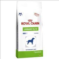 Ração Royal Canin Canine Veterinary Diet Urinary S/O para Cães com Doenças Urinárias - 2 Kg