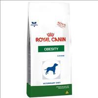 Ração Royal Canin Canine Veterinary Diet Obesity para Cães Adultos Obesos - 1,5 Kg