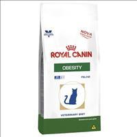 Ração Royal Canin Feline Veterinary Diet Obesity para Gatos Obesos - 1,5 Kg