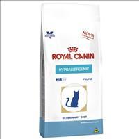 Ração Royal Canin Feline Veterinary Diet Hypoallergenic para Gatos com Alergia Alimentar - 1,5 Kg