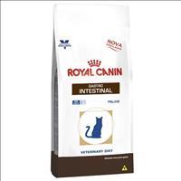 Ração Royal Canin Feline Veterinary Diet Gastro Intestinal para Gatos com Doenças Intestinais Ração