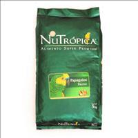Ração Nutrópica com Frutas para Papagaio - 5kg