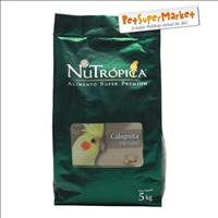 Ração Nutrópica Natural para Calopsita - 5kg