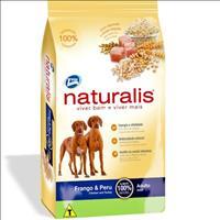 Ração Total Naturalis Frango e Peru para Cães Adultos - 2kg