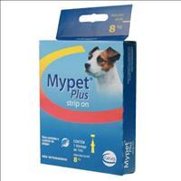 Anti Pulgas Ceva My Pet Strip On para Cães Anti Pulgas Ceva My Pet Strip On de 1 mL - Cães até 8 Kg
