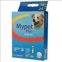Anti Pulgas Ceva My Pet Strip On para Cães Anti Pulgas Ceva My Pet Strip On de 3 mL - Cães de 16 a 2