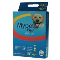Anti Pulgas Ceva My Pet Strip On para Cães Anti Pulgas Ceva My Pet Strip On de 4 mL - Cães de 24 a 4