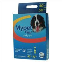 Anti Pulgas Ceva My Pet Strip On para Cães Anti Pulgas Ceva My Pet Strip On de 5mL - Cães de 40 a 50
