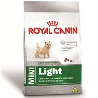 Ração Royal Canin Mini Light para Cães Adultos de Raças Pequenas com Tendência a Obesidade - 1 Kg