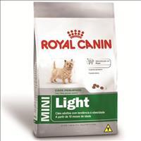 Ração Royal Canin Mini Light para Cães Adultos de Raças Pequenas com Tendência a Obesidade - 7,5 Kg