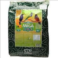 Ração Extrusada para Pássaros Granívoros Megazoo - 5kg
