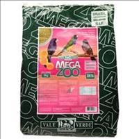 Ração Extrusada para Pássaros Nativos e Exóticos Megazoo - 5kg