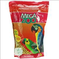 Ração Extrusadas para Papagaios e Araras Megazoo Ração Extrusada para Papagaios e Araras Megazoo - 7