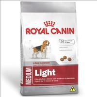 Ração Royal Canin Medium Light para Cães Adultos ou Idosos Obesos de Raças Médias - 15 Kg