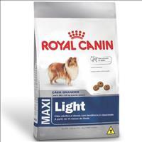 Ração Royal Canin Maxi Light para Cães Adultos ou Idosos obesos de Raças Grandes  - 15 Kg