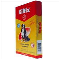 Coleira Anti Carrapatos Bayer Kiltix - Grande 65cm