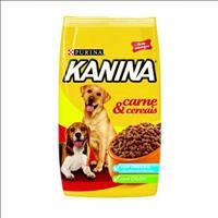 Ração Nestlé Purina Kanina Carne e Cereais - 25kg