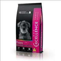 Ração Selecta Excellence Super Premium para Cães Filhotes de Raças Médias - Frango - 15 kg