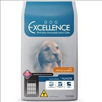 Ração Dog Excellence para Cães Filhotes de Raças Médias - Frango e Arroz Ração Dog Excellence Cães F