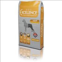 Ração Selecta Dog Excellence Light para Cães Adultos - 15 Kg