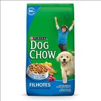 Ração Nestlé Purina Dog Chow Filhotes Raças Médias e Grandes - 3kg