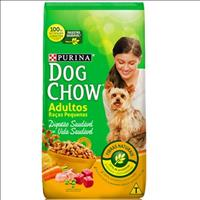 Ração Nestlé Purina Dog Chow Adultos Raças Pequenas - 1 Kg