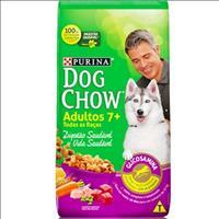 Ração Nestlé Purina Dog Chow Adultos com mais de 7 anos - 1kg