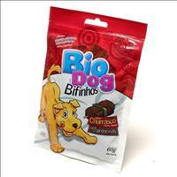 Bifinhos para Cães Churrasco - 65gr