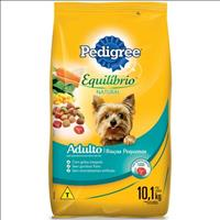 Ração Pedigree Equilíbrio Natural para Cães Adultos de Raças Pequenas - 10,1kg