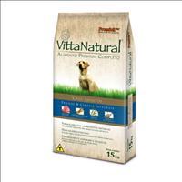 Ração Premier Vitta Natural Cães Adultos Frango e Cereais - 15kg