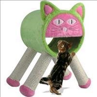 Brinquedo Arranhador para Gatos