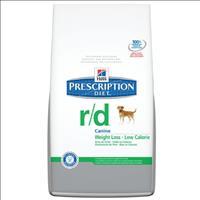 Ração Hills Canine Prescription Diet R/D Perda de Peso - 8kg
