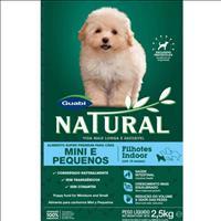 Ração Guabi Natural Cães Crescimento Raças Mini e Pequenas Indoor - 7,5kg
