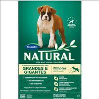 Ração Natural Cães Filhotes Raças Grandes e Gigantes - 15kg
