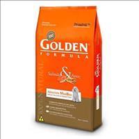 Ração Premier Golden Formula Mini Bits Salmão e Arroz para Cães Adultos de Raças Pequenas - 15 Kg