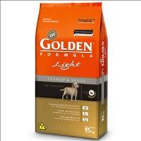 Ração Premier Golden Cães Adultos Light Frango e Arroz - 15kg